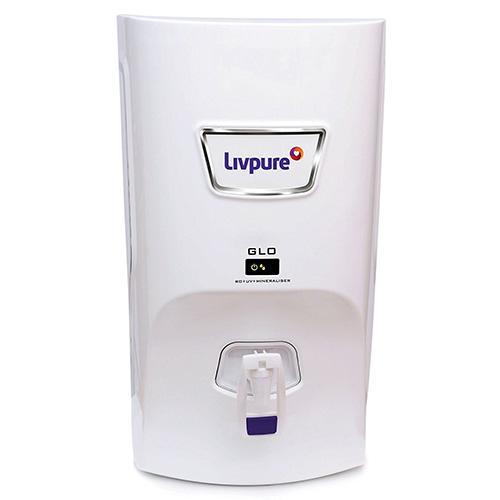 Livpure Glo 7-Litre RO+UV+Mineralizer Water Purifier