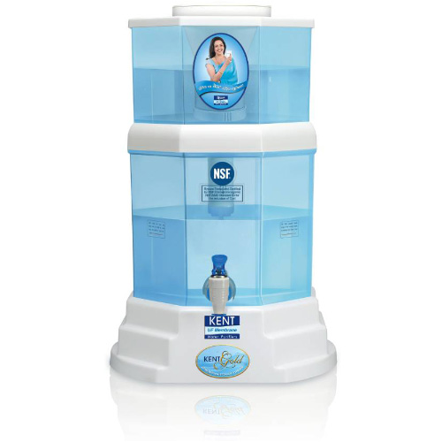 Kent Gold 20 Litre Gravity Based Water Purifier