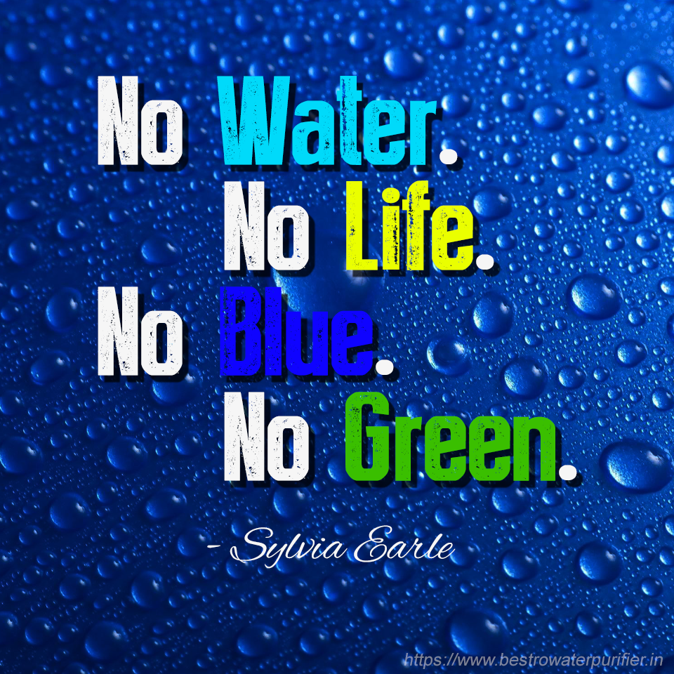 beautiful Water Sayings