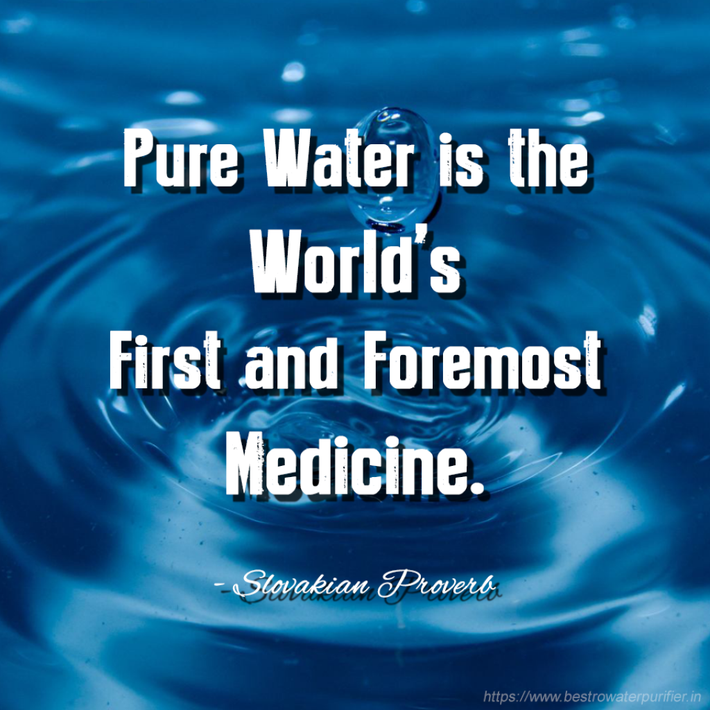 Quotes By Famous Indian Personalities: Best Quotes About Importance Of Water