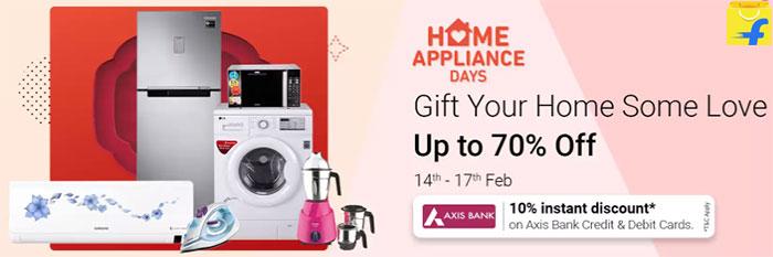 Flipkart Home Appliance Days