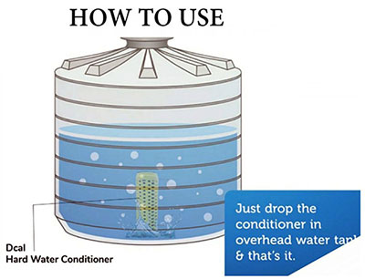 D'Cal Water Softener Installation