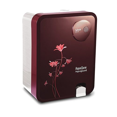 6e7b594e6 Eureka Forbes Aquasure from Aquaguard Splash RO+UF Water Purifier
