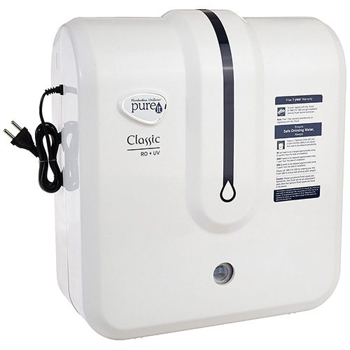 ca7c38421a Pureit Classic 5 L RO + UV Water Purifier Review, Price, Offers