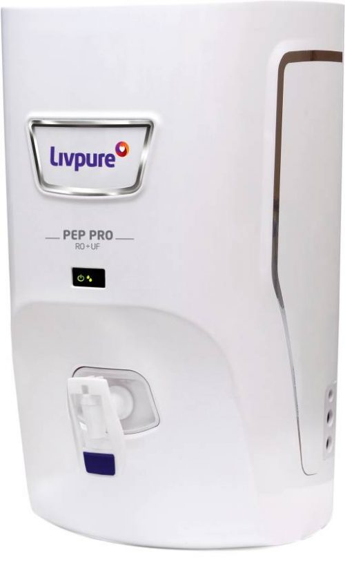 8e422b436f Livpure Pep Pro 7 L (RO + UF) Water Purifier Review & Best Price